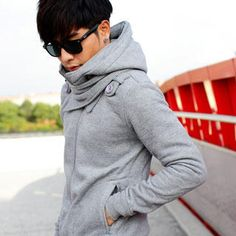 Hooded Zip-Front Jacket from #YesStyle <3 AOYAMA YesStyle.com