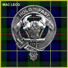 Your proud Scottish Clan heritage can be displayed by wearing this large Scottish Clan Badge. The clan crest is sculpted in your choice of pewter or