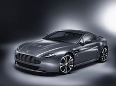 Aston Martin DB9. There's something so sinful about the shape of an Aston. Torch-bearers in automobile design.