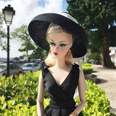 """It's a nice day. Beautiful weather!"" #barbiephotography #silkstone…"