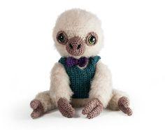 Buy Artemis the astronomer sloth amigurumi pattern - Amigurumipatterns.net