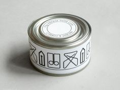 75g of old paper clips. In a tin.