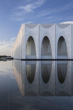 Gallery of Da Chang Muslim Cultural Center / Architectural Design & Research Institute of Scut - 10