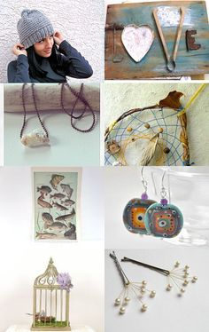 The Blues by Kathy Read on Etsy--Pinned with TreasuryPin.com