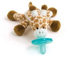 WubbaNub Baby Girafee