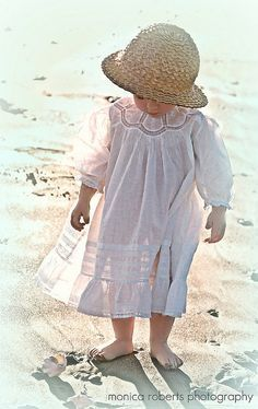 Beach Babe ~ By Monica Roberts ✿⊱╮