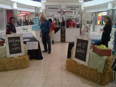 Come and taste some Kleine Zalze Wines at Cape Gate Shopping Centre.