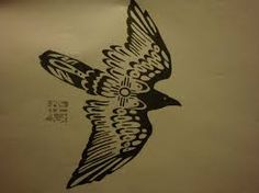 Image result for native american raven