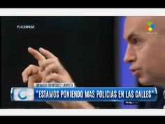 """Rodríguez Larreta rechazó la ley del 2x1 porque """"favorece a los delincue... Head Of Government"""