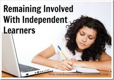 Homeschooling Middle School and Beyond: Remaining Involved with Independent Learners | Weird Unsocialized Homeschoolers