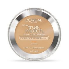 "L'Oréal true match super blendable compact makeup #پنکک لوریل (اورآل) کاور عالی کاملا مات مناسب انواع پوست محصول کشور فرانسه ""اورجینال"" قیمت 60 ت #رستابیوتی  @rastastore17 #آرایشی_اصل #آرایشی_اورجینال #اصل #لوازم_آرایش #لورال #لورال_اصل #اورآل #loreal"