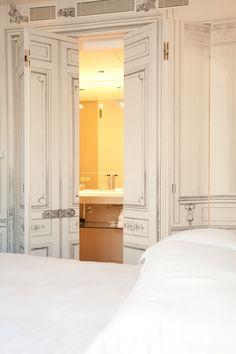 La Maison Champs Elysées Paris ***** | Hotel projetado por Martin Margiela | Galeria
