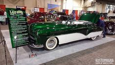 Its time for the #Kustomrama2017 Kavalkade of Hot Rods and Kustoms and we want to see builds that were completed last year. This is the Last Hura a clone of Ted Leventhal's 1950 Chevrolet convertible that Ted completed last year. Painted in a green iridescent lacquer by Mel Pinoli's Body and Paint Shop Ted's first Chevrolet is known as the first car ever to receive a Candy paint job. The clone made its debut at the 2017 Grand National Roadster Show in January of 2017. Did you complete a…