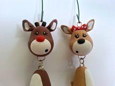 reindeer ornament - Google Search