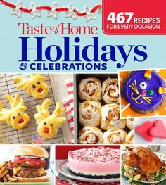 Taste of Home Holidays&Celebrations
