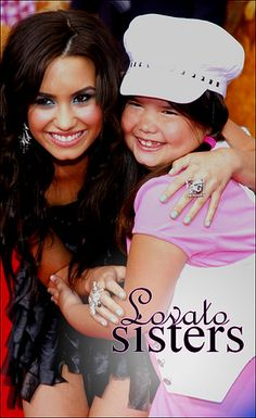 lovato sisters Famous Sisters, Celebrity Siblings, Sister Sister, Vip, Celebrities, Fashion, Moda, Celebs, Fashion Styles