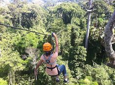 Ziplining in Thailand - Fly with the gibbons in a Thai rainforest