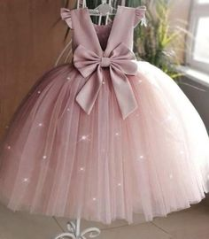 Dresses Kids Girl, Girl Outfits, Dresses For Babies, Gowns For Kids, Toddler Flower Girl Dresses, Princess Dresses For Girls, Dresses For Children, Girls Occasion Dresses, Cute Baby Dresses