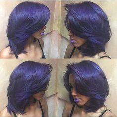 I am so getting my hair colored like this. As soon as I get shoulder length it's on!