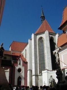 Dominican monastery in České Budějovice, Czechia Czech Republic, The Places Youll Go, Prague, City, Building, Travel, Europe, Viajes, Buildings