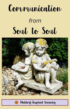 Communication from Soul to Soul: Storytelling in Waldorf Education. Click to read tips for storytelling and reading aloud to children in Waldorf homeschooling. Let the stories do the teaching.