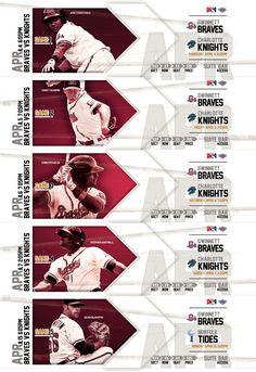 2013 season ticket book concept design