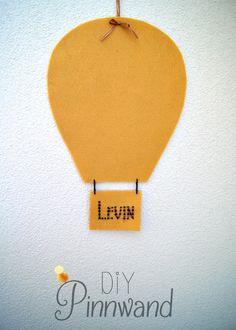 Inspirational Die kindersichere Pinnwand DIY