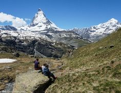 Gornergrat-Winkelmatten patikoiden, Zermatt Sveitsi