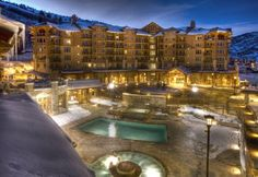 Hyatt Park City - @Hyatt Hotels & Resorts and #HyattFreeTime