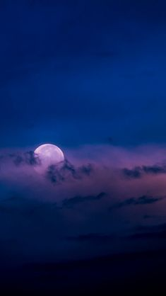 Cloudy Moonlight||#moon #background #photography
