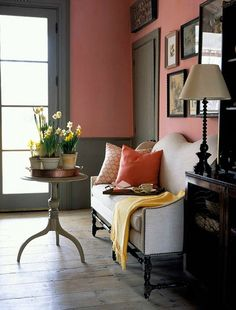 Modern Interior Decorating Ideas B Ding Gray And Pink Colors