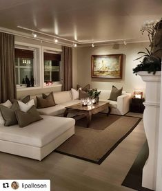 Die 21 besten Bilder von Leder Wohnzimmer | Leather living rooms ...