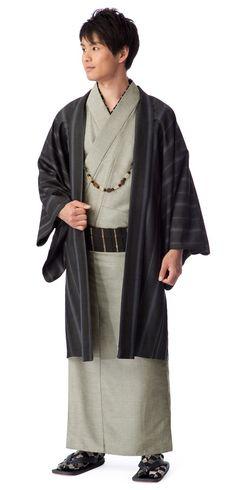 man's kimono #fashion