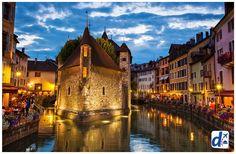 Anecci Francia un lugar romantico
