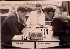 Reino de Caíssa: O valente Korchnoi