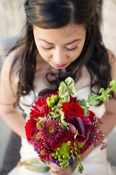 A San Francisco style wedding