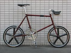 Folding Bicycle, Bike Parts, Fixed Gear, Bicycle Design, Cycling Bikes, Custom Bikes, Cycling Motivation, Bicycling, Knives
