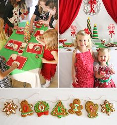 Love the Gingerbread Garland