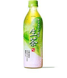 カフェインゼロ生茶