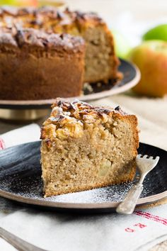 Dorset Apple Cake | The Worktop