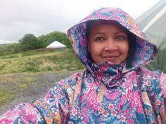 November rain poncho