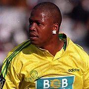 Joas Magolego 1971-2014,South African Footballer,played as a Defender
