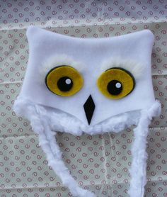 Owl Costume Snowy Owl Imagination Play Dress Up by SavageSeeds, $78.00