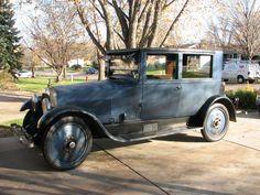 1924 Studebaker 5 pass coupe