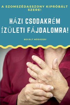 Amikor elpanaszoltam neki a bajom, és már bánom, hogy nem évekkel korábban tettem meg. #ízület #fájdalom #krém Health 2020, Movies To Watch Free, Health And Wellbeing, Vitamins, Medicine, Health Fitness, Exercise, Arthritis, Therapy