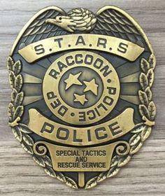 Raccoon Police Zombies, Little Misfortune, Dino Crisis, Resident Evil Game, Umbrella Corporation, Star Logo, Arte Horror, Movie Props, Geeks