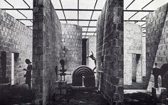 Aldo van Eyck -Sonsbeek Pavilion - Arnhem, Holland - 1966