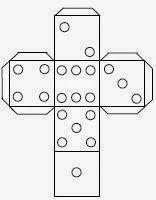 template of dice with white dots Number Sense Kindergarten, Kindergarten Math Activities, Preschool Math, Math Classroom, Therapy Activities, Classroom Organization, Things To Do Inside, Math Bingo, Story Cubes