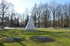 Kroniki Inowrocławskie: Koniec marca w Solankach