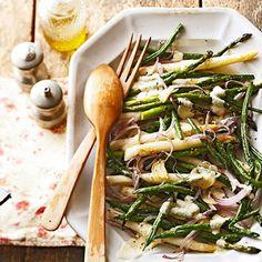 Roasted #Spring Vegetables with Fresh Mozzarella #Recipe